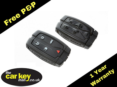 Repair Service for Landrover Freelander 1 and 2 Remote Key Fob + New Case