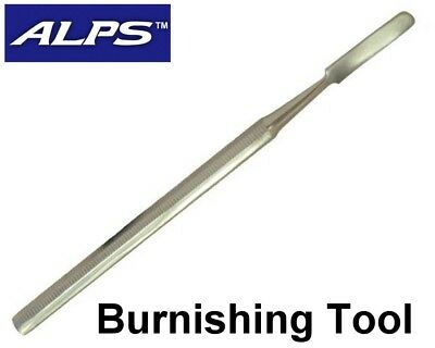Alps Stainless Steel Burnishing Tool - Rod Building Tool for Working Thread