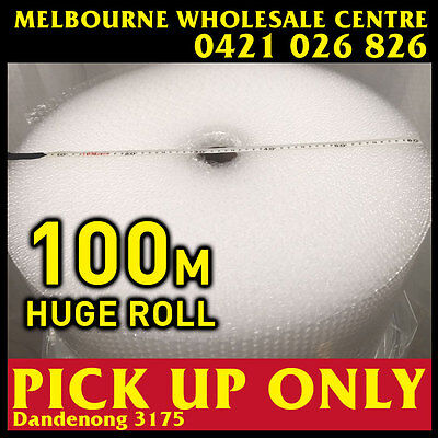 100 M big roll bubble wrap 375mm width, 10mm bubble, packing material wholesaler