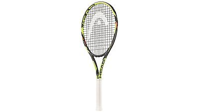 Head MX Cyber Pro L2 - 4 1/4 Graphite Tennis Racquet with Larger Sweet Spot