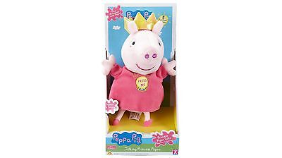 Peppa Pig 6-Inch Princess Peppa, the Perfect Gift for a Peppa Pig Fan