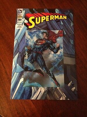 SUPERMAN # 41 (100) Variant Olografica - Dc Comics / Rw Lion
