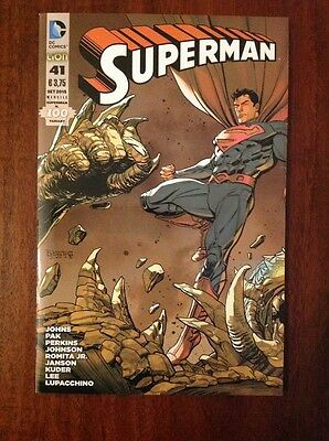 SUPERMAN # 41 (100) Variant - Dc Comics / Rw Lion
