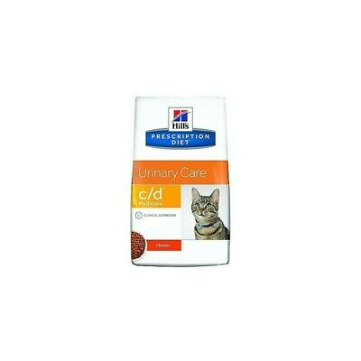 HILL S prescription diet  c/d multicare feline mangime secco gusto pollo  kg. 5