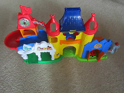 Fisher Price Little People Magic of Disney Day at Disney Playset