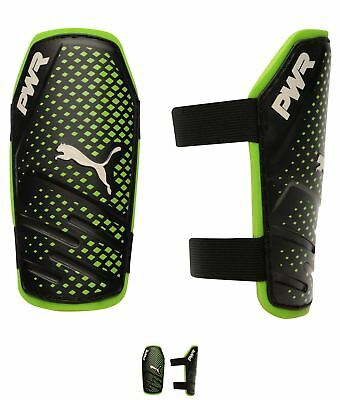 SALDI Puma EvoPower 5.3 Shin Guards Mens Green/Black