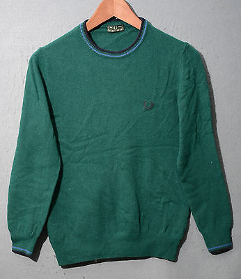 Fred Perry Maglione Sweater Tg 10 Anni B046
