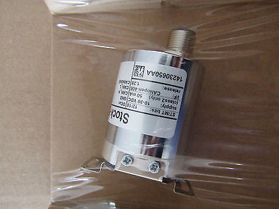 RS Pro Absolute Rotary Encoder, 12000rpm, 10 to 32 V dc, IP67 - 7951182 P3