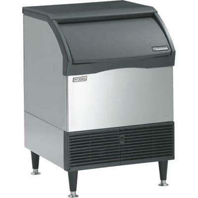 Scotsman - CU1526MA-1A Air Cooled 175 Lb Undercounter Ice Machine - Medium Cube