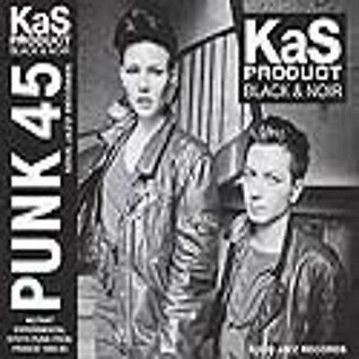 """KAS PRODUCT """"Black & Noir - Mutant Synth-Punk From France 1980-83"""" LP"""