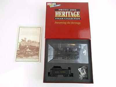Brawa Ho Gauge 30219 Proto 2000 Steam Collection Usra 0-6-0 Steam Locomotive