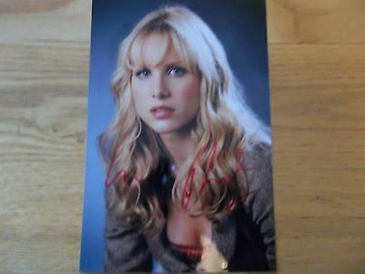 Lucy Punch, U.K Actress, Signed 6 X 4 Photo