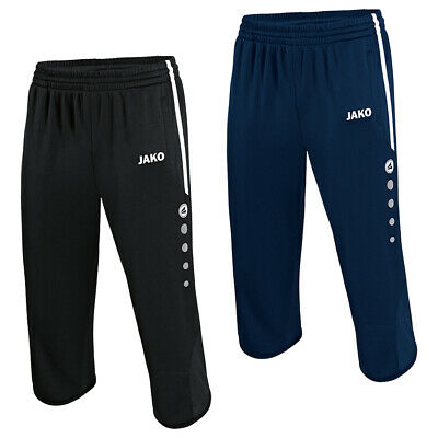 Jako 3/4 Trainingsshort Active Hose Herren/Kinder Sporthose Trainingshose 8395