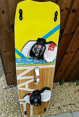 Blankforce Logic 132x40 Kitesurfing Board