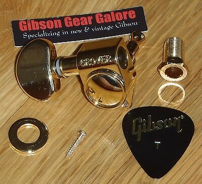 Epiphone Les Paul Grover Gold Tuner Peg Guitar Parts ES Tuning Machine Custom A