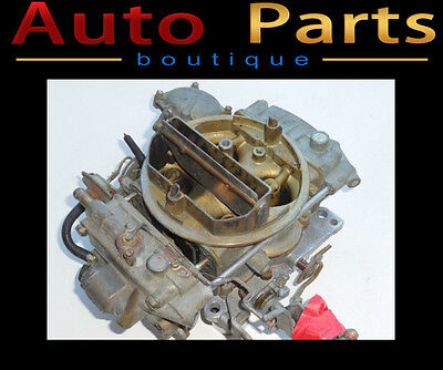 Dodge Plymouth 1975-1984 Holley Carburetor 4 Barrel 6R4713B 78550526