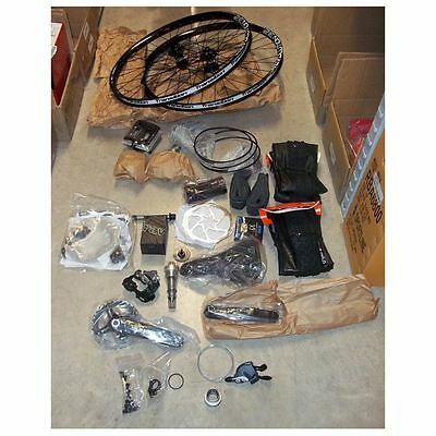Transition Cycling / Bike / Bicycle Parts Kit 1 - 2012 - T97-1410