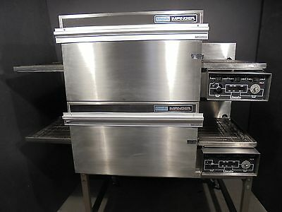 PIZZA OVENS CONVEYOR ELECTRIC LINCOLN IMPINGER 1132   208 volt / 3phase   NICE