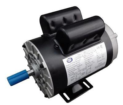 CEM Compressor Duty AC Motor 3HP 3600RPM 56 frame Removable Feet Single Phase
