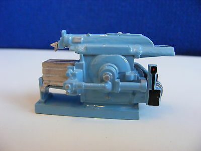 Shaper - Machine Shop Equipment - 1:43 O Gauge Painted Metal Model
