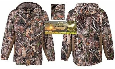 RedHead StormTex Camouflage Rain Jacket for Men. Hunting, Shooting and Fishing