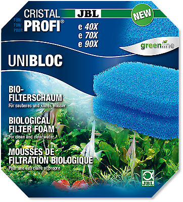 JBL CristalProfi UniBloc E 401 701 901 1501 1901 Filter Cartridge Sponge Media