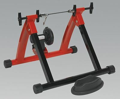 Sealy TURBO TRAINER Bicycle Racing Mountain Bike HOME FITNESS SPINNING TRAINING