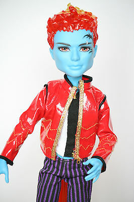 Monster High Puppe Holt Hyde Basic / Serie 1 wave 1