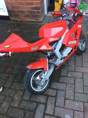 Kids 50cc Motorcycle Perfect Working Condition