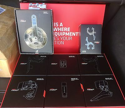 Sram Red E-tap Groupset Group di2 eps Carbon