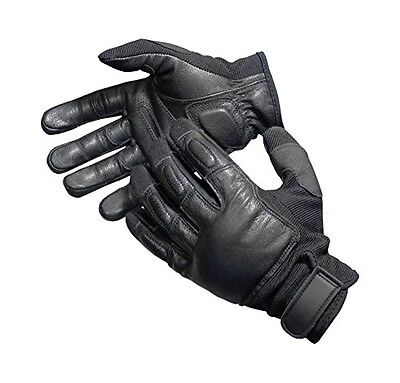 Pftsgl Police Force Tactical Sap Gloves Large Bl... Streetwise Security Products