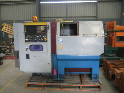 Automatic Lathe with Operators Manuals 3 Phase