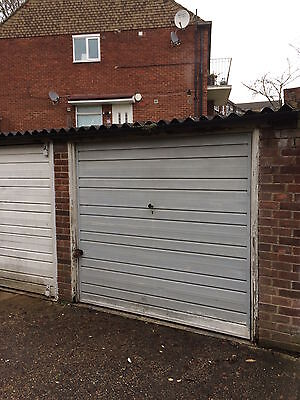 Lock up Garage for Sale in North Chingford