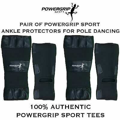 Ankle Protectors With Tack For Pole Dancing By Powergrip Sports | NOT MIGHTYGRIP
