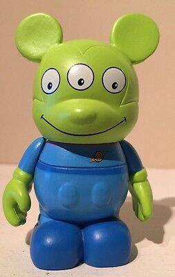 Disney Vinylmation Toy Story Little Green Man with card
