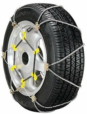 Security Chain Company SZ339 Shur Grip Z Passenger Car Traction Chain, Set of 2