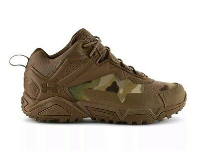 Under Armour Tabor Ridge Low Boots GTX Men's US 11 Coyote 1254924-220 NEW $140