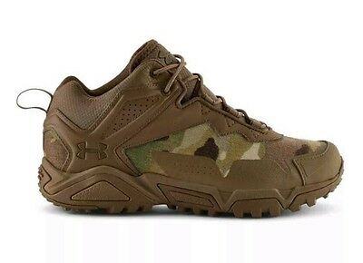 Under Armour Tabor Ridge Low Boots GTX Men's US 9.5 Coyote 1254924-220 NEW $140