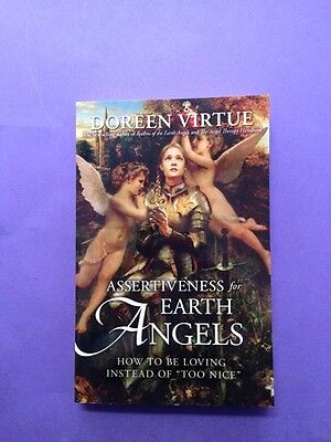 Assertiveness for Earth Angels by Doreen Virtue ISBN 9781401928810