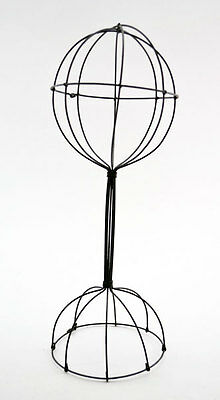 Baby or Childs Hat Stand Made of Wire
