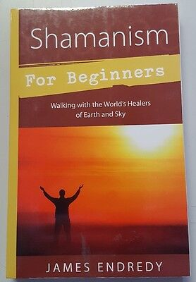SHAMANISM FOR BEGINNERS -9780738715629- James ENDREDY