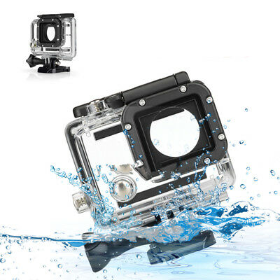 Waterproof Diving Protective Housing Clear Case For GoPro Hero 3 3+ 4 Go Pro