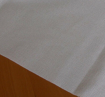 "Zweigart White 28 count evenweave fabric 12"" x 18"" Cross Stitch"