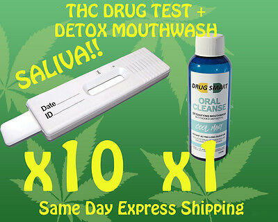 Oral Clense - Detoxifying Mouthwash Pass your drug test