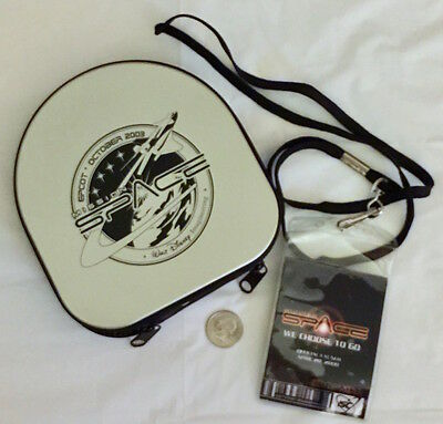 Walt Disney Imagineering Mission Space Special CD with Case & Lanyard