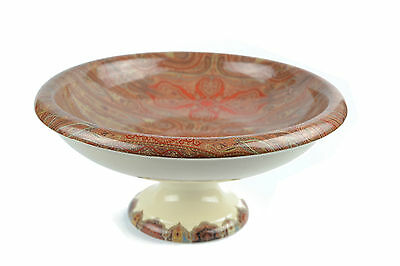 Etro Home Collection Centro Tavolo - Alzata Vassoio Paisley Etro Bowl Tray