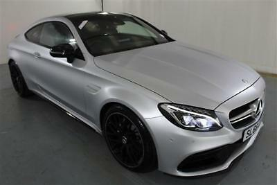 2016 Mercedes-Benz C Class 4.0 AMG C 63 PREMIUM 2DR COUPE, AUTOMATIC, LIMITED ED