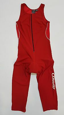 Completo Salopette Ciclismo Briko Medium Tg.m Cycling Jersey Cycles Bike 213