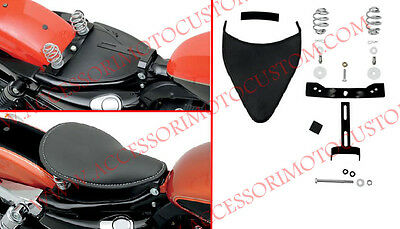 Base Montaggio Mono Sella Harley Davidson Sportster 2004 Up Iron 48 Nightster