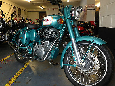 RARE Royal Enfield Classic 500 BRAND NEW